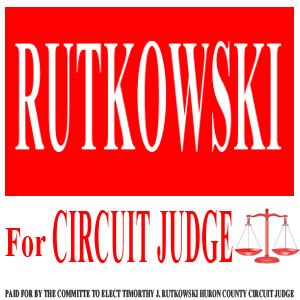 Timothy J. Rutkowski for Circuit Judge